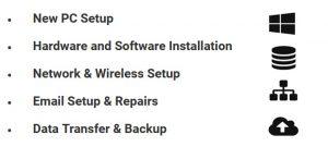 Computer repairs, printer repairs Fingal Computers