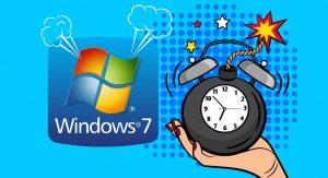 Beware - Windows 7 End of Life